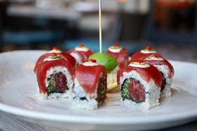 Spicy Blue Fin Tuna Roll
