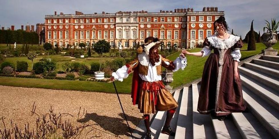 Тюдоры во дворце Хэмптон Корт