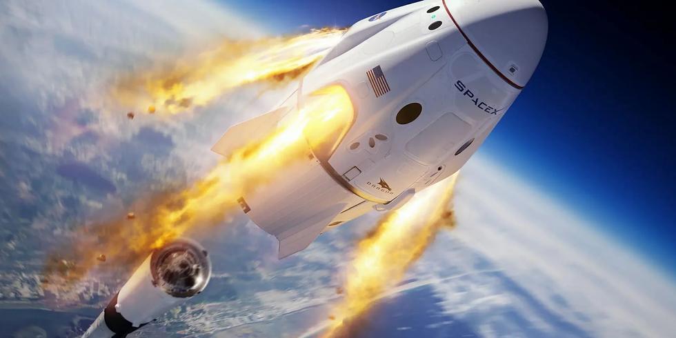 История полета: от крыльев Леонардо да Винчи до ракеты Илона Маска