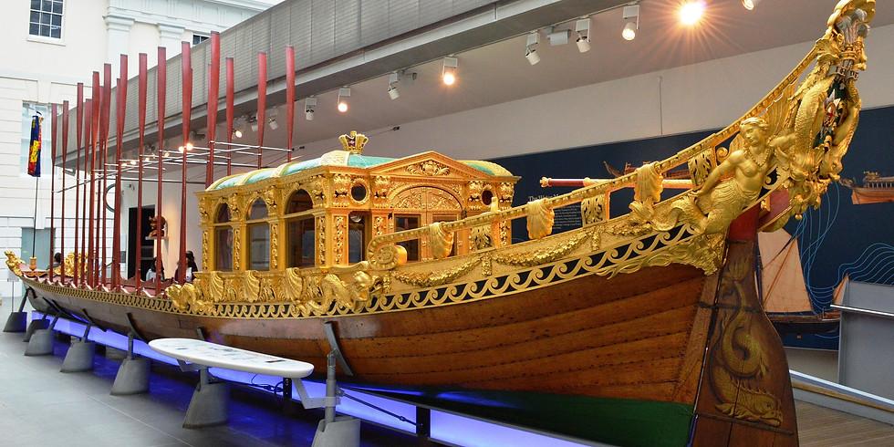 Морской музей в Гринвиче