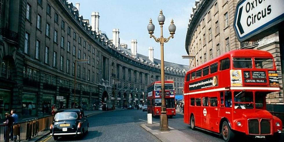 От Лондиниума до Лондона, историческое путешествие