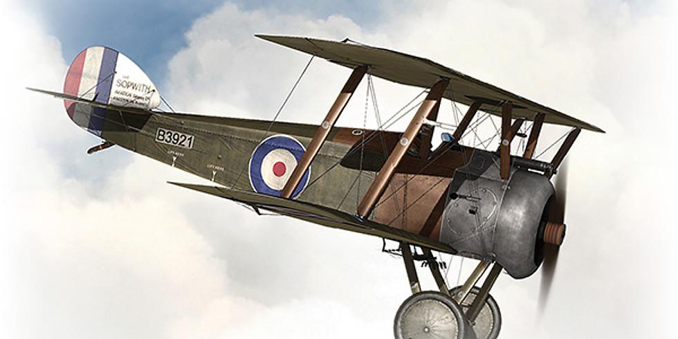 Музей науки: история авиации