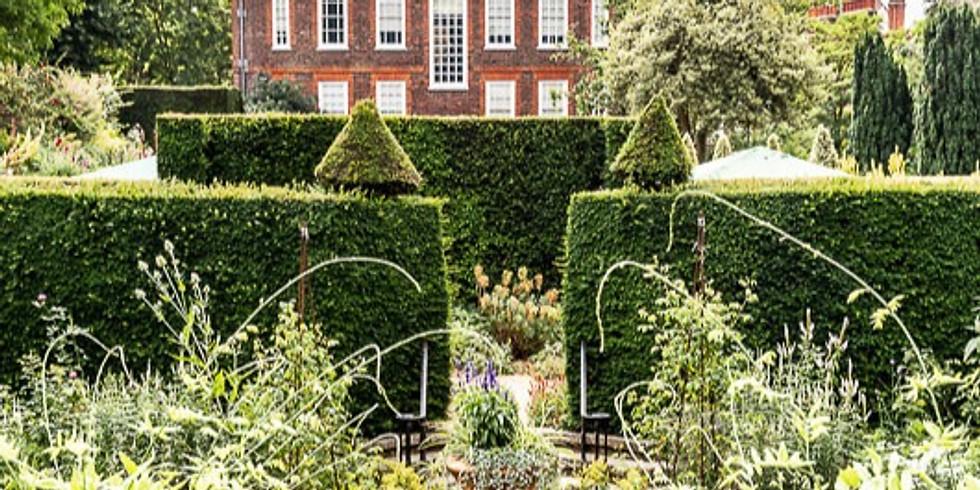 Лондонская деревушка Хэмпстед