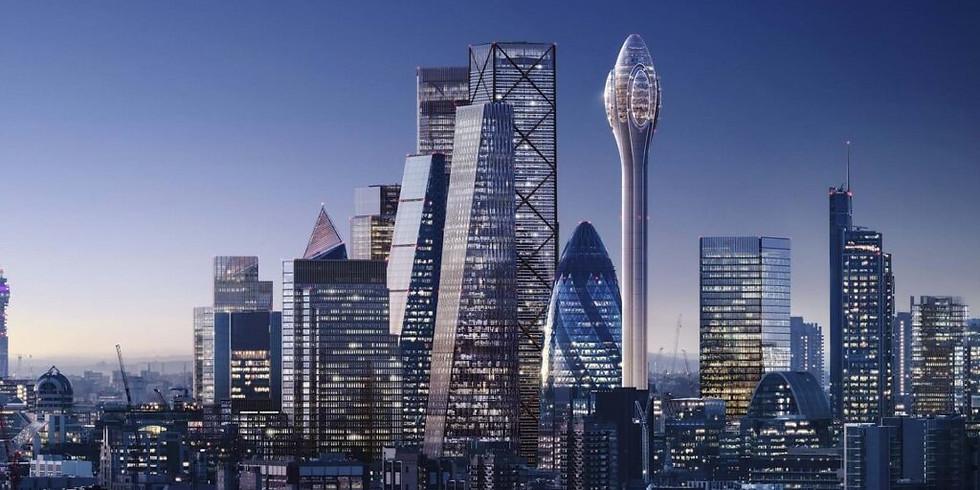 Архитектура: высотные здания