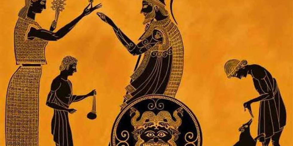 Древняя Греция, дети 8 - 12 лет