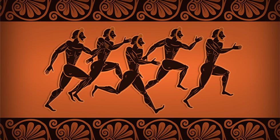 Древняя Греция, дети  6 - 8 лет
