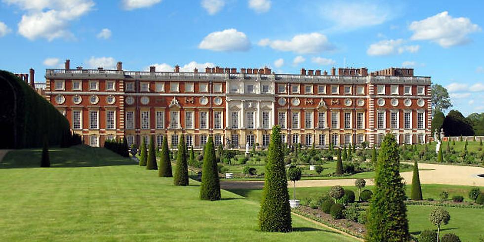Дворец Хэмптон Корт, историческое путешествие