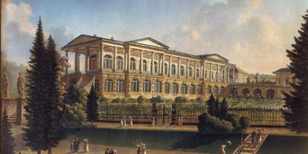 Англичане в Санкт-Петербурге