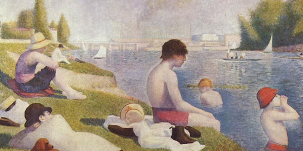 Импрессионисты в Национальной картинной галерее