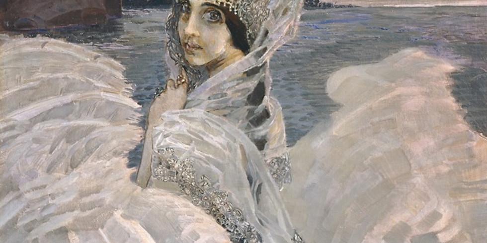 Русская сказка в картинах художников
