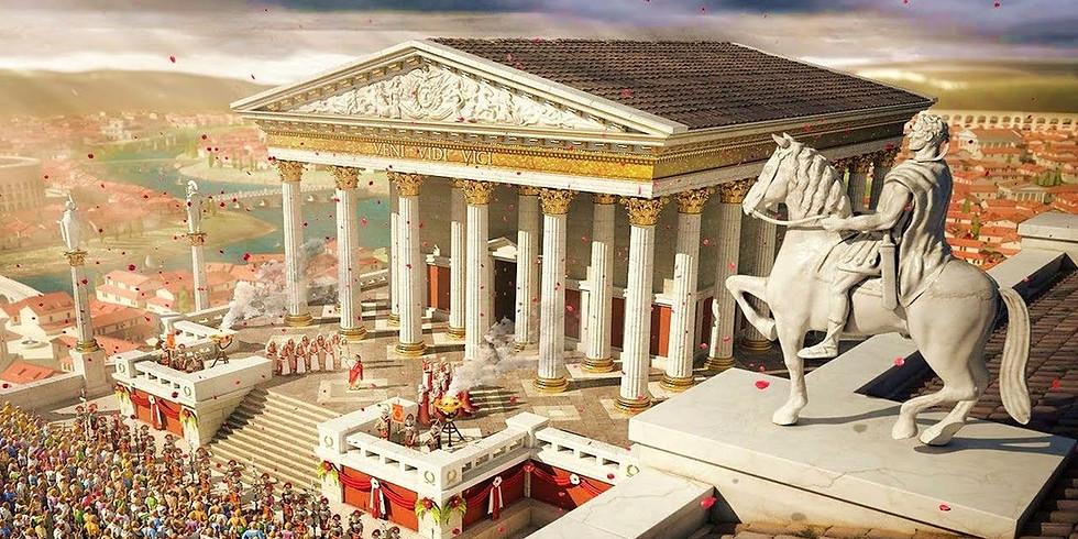 Древний Рим (младшие дети)