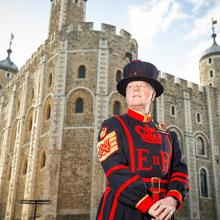 Тайны крепости Tower of London