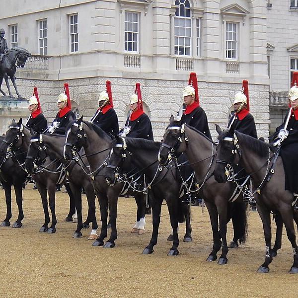 Королевская прогулка по Лондону
