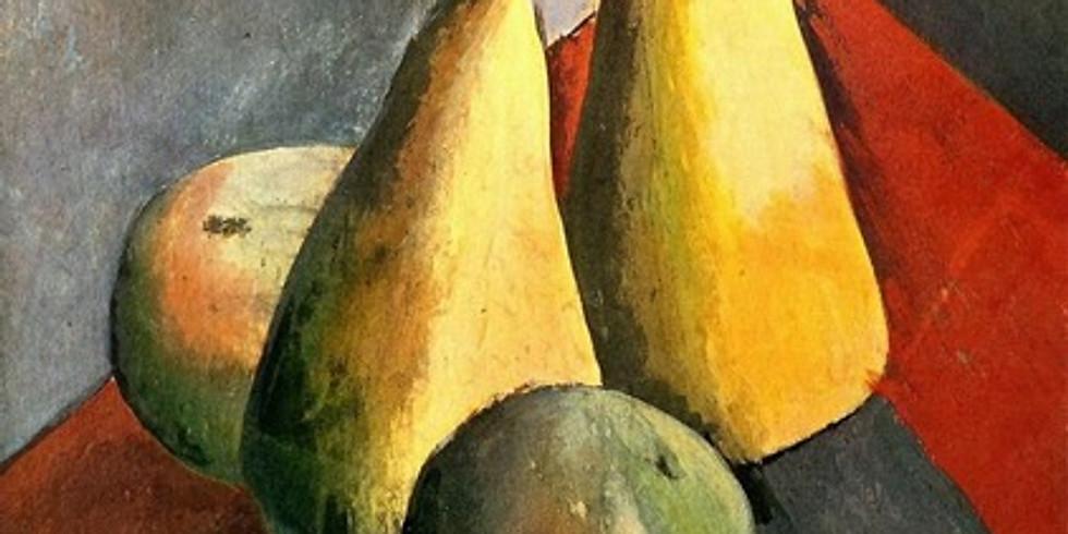 Кубизм, арт-урок из цикла Пабло Пикассо