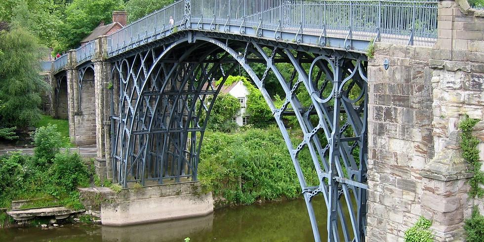 Архитектура мостов: мастер-класс, дети 6-9 лет