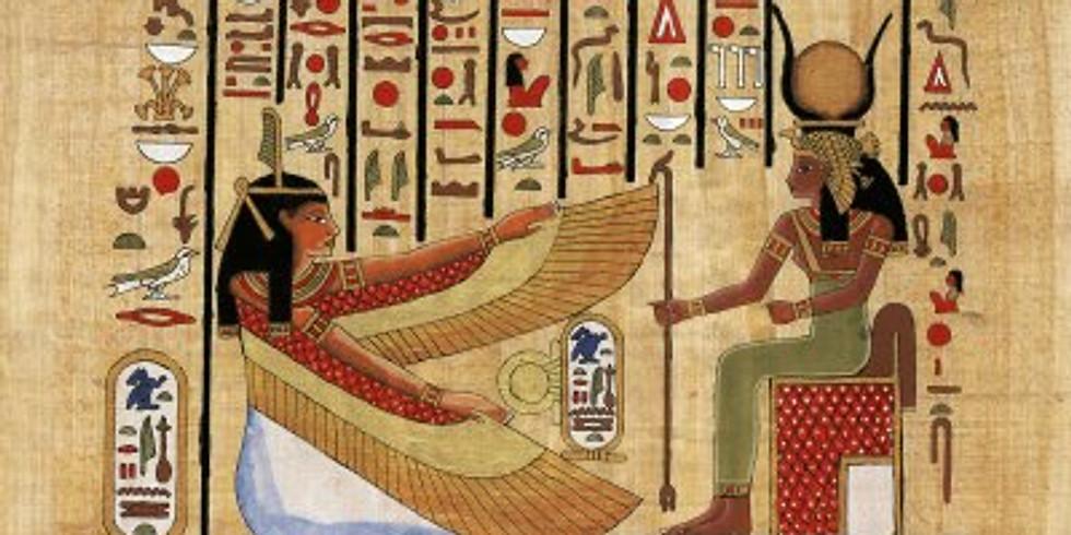 Лаборатория древностей «Сокровища Фараона» для детей 5-7 лет