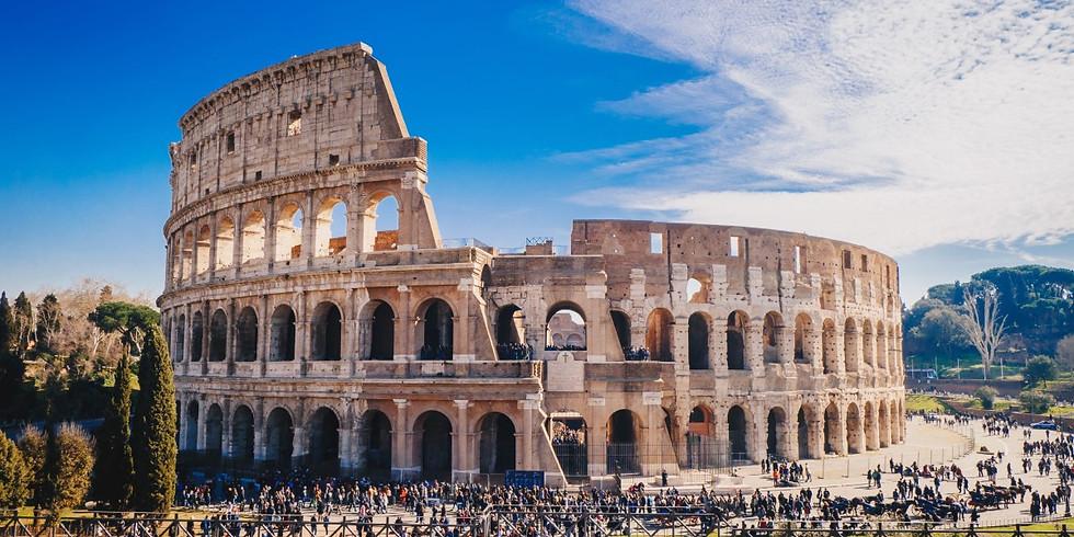 Древний Рим (старшие дети)