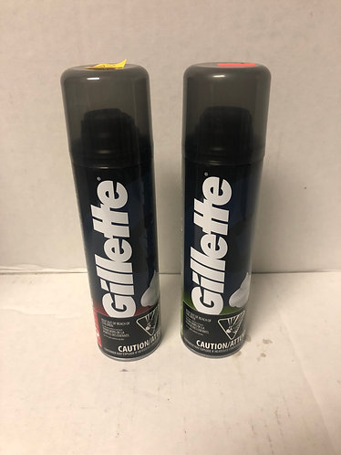 Gillette Shave Foam - 1 Can