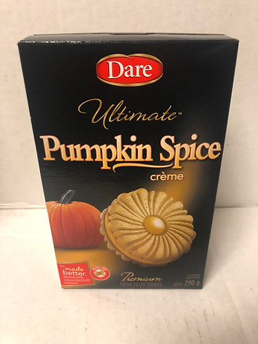 Dare Premium Filled Cookies - Pumpkin Spice