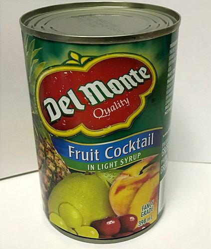 Del Monte Fruit Cocktail - Light - 398mL