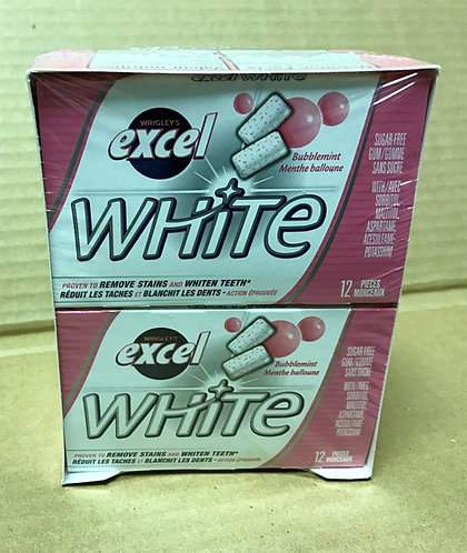 Excel Bubblemint -  12 Pack