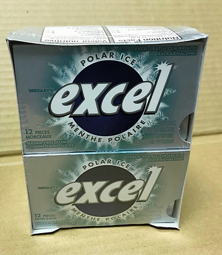 Excel Polar Ice -  12 Pack
