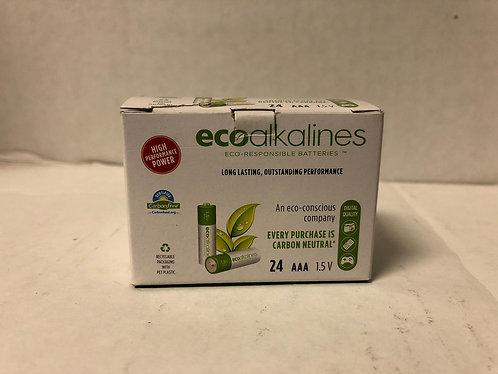 Ecoalkalines - AAA Battery