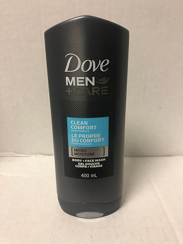 Dove Men Body and Face Wash - Clean Comfort