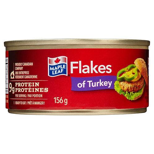 Maple Leaf Flakes of Turkey