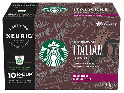 Starbucks Italian Roast K-cups