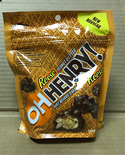 Reese Oh Henry! - Peanut Butter