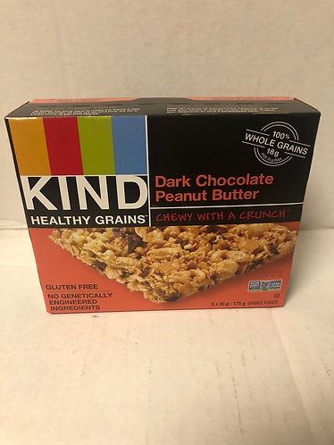 Kind Granola Bars - Dark Chocolate and Peanut Butter