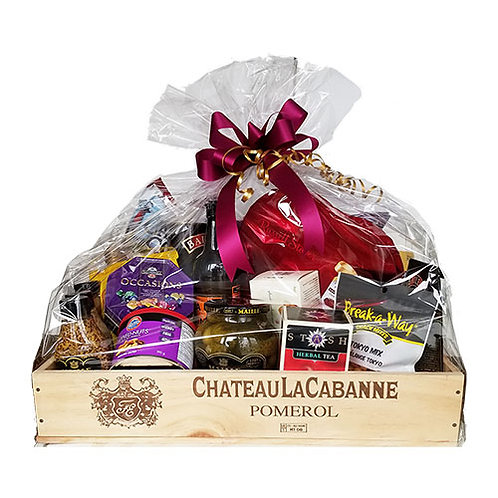 Large Mother's Day Gourmet Gift Basket