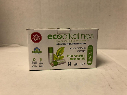 Ecoalkalines - AA Battery