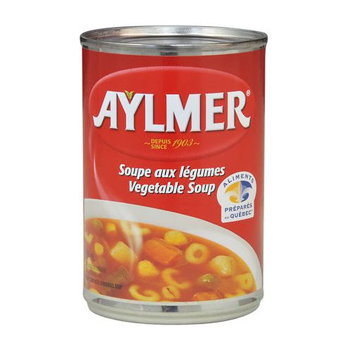 Aylmer Soup - Vegetable Soup