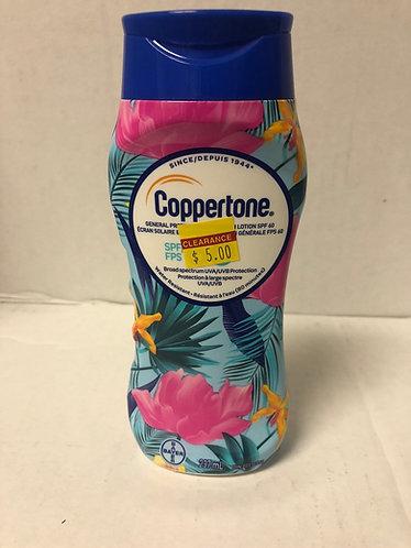 Coppertone Lotion - SPF 60