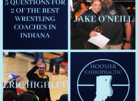 5 Questions for 2 of the Best Wrestling Coaches in Indiana