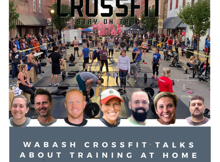 Wabash CrossFit & Fitness Trainers Discuss At-Home Workouts