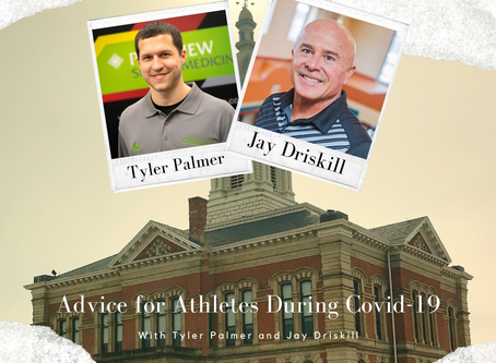 ADVICE FOR YOUNG ATHLETES DURING COVID-19