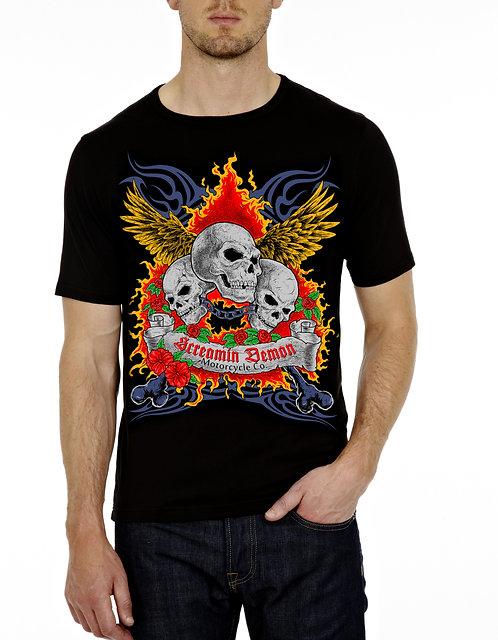 Skull Garden Men's T-shirt
