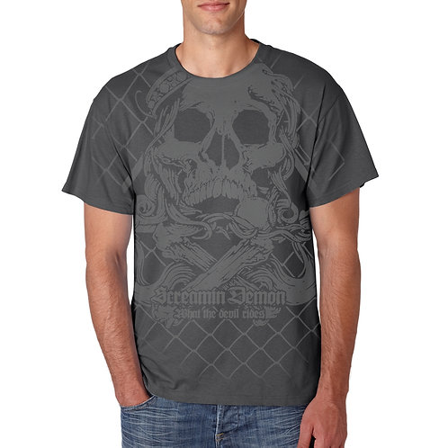 Chained to Hell Men's T-shirt