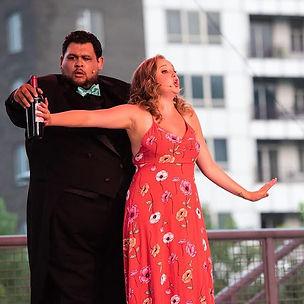 Action shots from _operaomaha 's Opera O