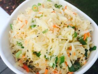 Sauerkraut side dish