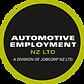 Automotive Employment NZ Ltd Logo