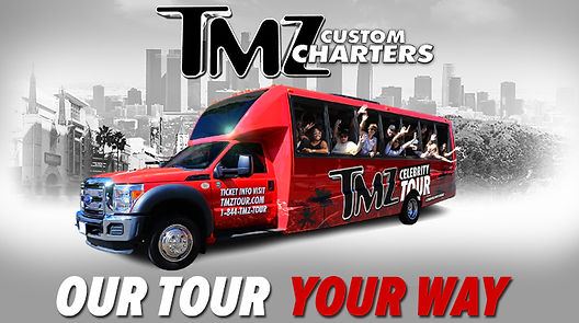 Book your TMZ Custom Charter.