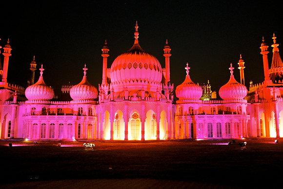 pink pavilion