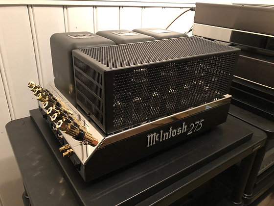 McIntosh MC275 - tube amp