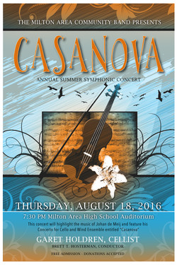 2017 Casanova Concert