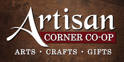 Artisan Corner Co-Op Business Sign