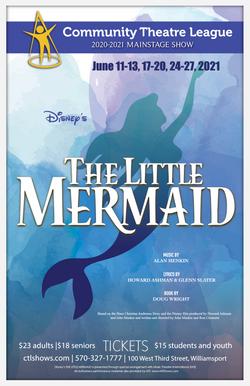 CTL - The Little Mermaid